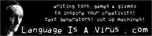 Writing toys, games, & gizmoz to inspire your creativity!