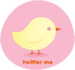 Free Twitter buttons from languageisa